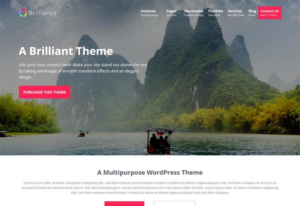 brilliance-theme