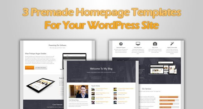 premade-shortcode-templates
