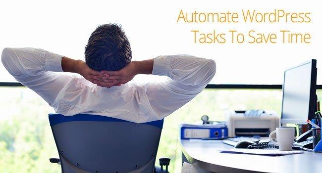 wordpress-automation