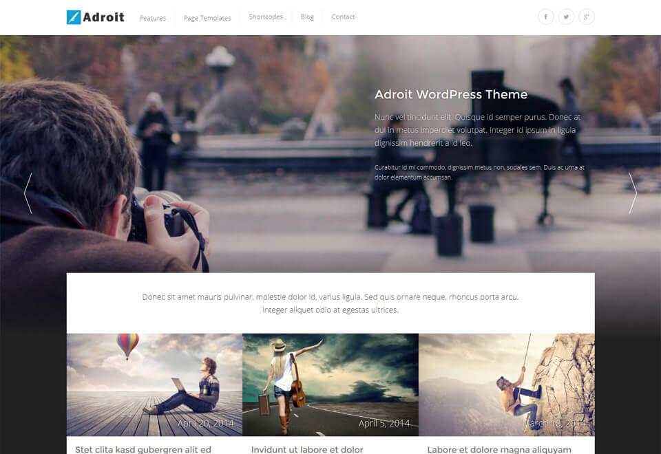 adroit-wordpress-theme