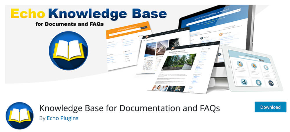 Knowledgebase for Documentation and FAQs